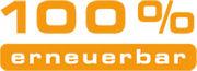 100 % erneuerbar